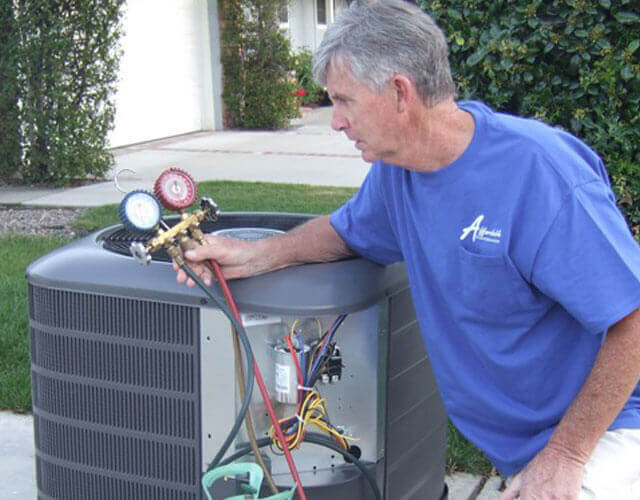 Orange County Air Conditioning Maintenance
